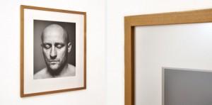 Philipp Rathmer/klubfoto  -  Rahmen mit Passepartout
